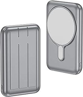 TWDYC 15 w magnetisk trådlös strömförsörjning 10 000 mah, 20 w Pd-snabbladdare, externt batteri, kompatibelt med iPhone 1...