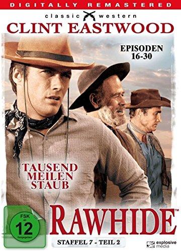 Tausend Meilen Staub - Season 7.2 (4 DVDs)