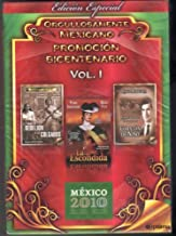 Promocion Bicentenario Vol. 1[3 Peliculas]la Rebelion De LOS Colgados & La Escondida & Corazon De Nino[ntsc/region 1 and 4 Dvd. Import - Latin America] by PEDRO ARMENDARIZ & MARIA FELIX