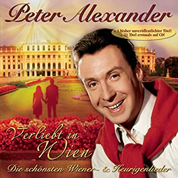 Verliebt in Wien - Die schönsten Wiener- & Heurigenlieder