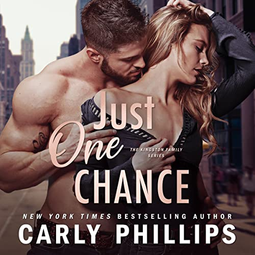 Just One Chance Audiobook By Carly Phillips cover art