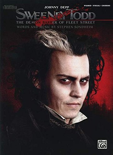 Sweeney Todd- Movie Selections- Piano,Vocal by Unknown(2010-12-01)