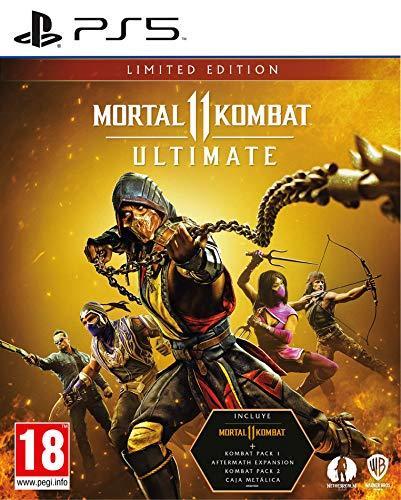Mortal Kombat 11: Limited Edition PS5 Limitada PlayStation 5