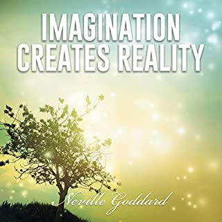 Imagination Creates Reality audiobook cover art