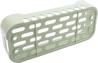 LUXWELL(ラクスウェル)浴室ラック 収納ラック お風呂ラック 強力 吸盤 棚 強力粘着固定 水切り キッチン用ラック バス用品 収納ラック