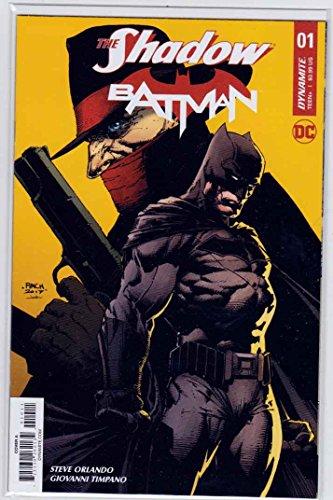 The Shadow Batman #1 (2017)