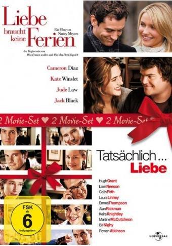 Liebe braucht keine Ferien & Tatsächlich...Liebe - 2 Movie-Set (DVD)