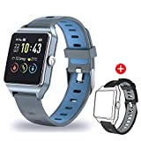 【2019 Aggiornato】Smartwatch GPS Orologio Fitness Uomo Donna Impermeabile IP68 Smart Watch...