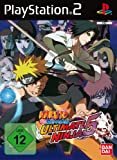 PS2 Naruto Shippuden Ultimate Ninja 5 [Importación Inglesa]