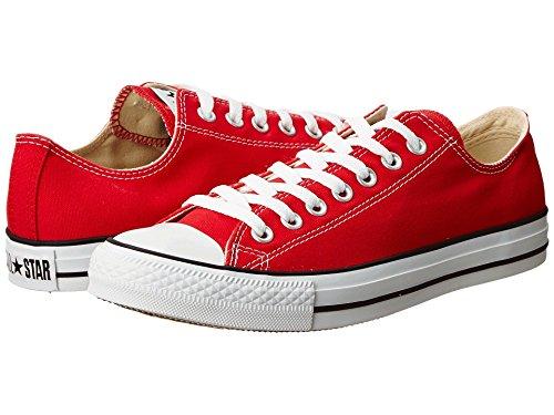 Converse Lo Top Red 9.5