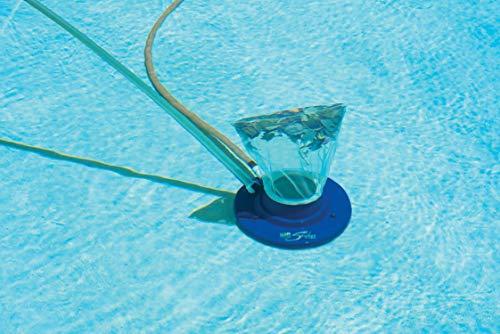 Poolmaster 28300 Big Sucker Swimming Pool Leaf Vacuum, Blue