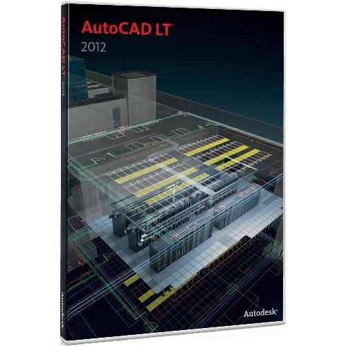 AutoCAD LT 2012 Upgrade from AutoCAD LT 2009, 2010 or 2011