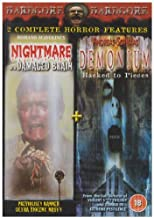 Nightmare In A Damaged Brain / Demonium [1981] [DVD] by Andrea Bruschi