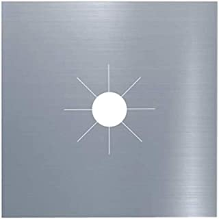 Lovelegis 1 pièce - Protection pour plan de cuisson - Feux à gaz - Tapis - Anti-adhésif - Facile à nettoyer - Cuisine - Co...