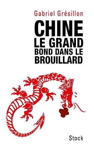 CHINE LE GRAND BOND DANS LE BROUILLARD