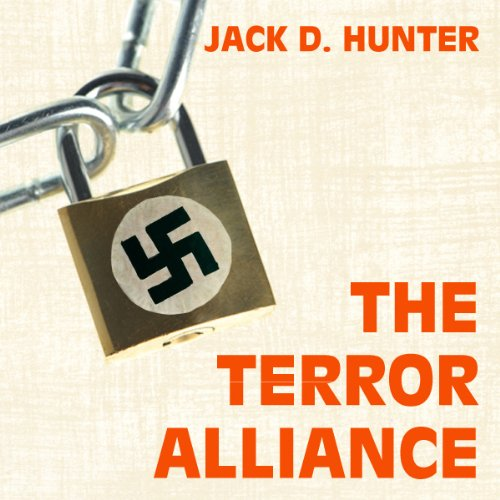 The Terror Alliance audiobook cover art