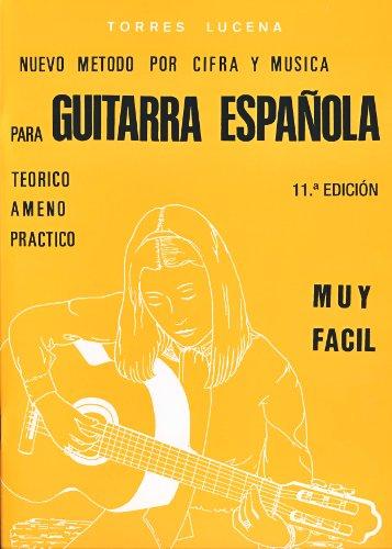 Torres lucena Metodo guitarra clasica música y cifra