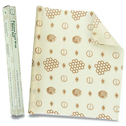 Navega Beeswax Food Wrap - Roll (13 x 39