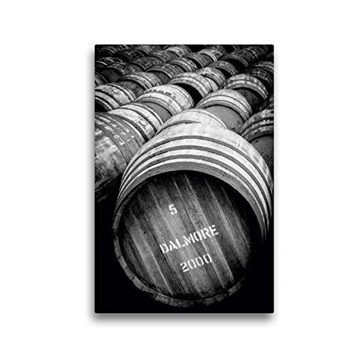 CALVENDO Premium Textil-Leinwand 30 x 45 cm Hoch-Format Schottischer Whisky - Terminplaner/CH-Version, Leinwanddruck von Ralf Kaiser