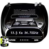Uniden DFR7 Super Long Range Radar Detector with GPS Bundle with 1 Year Extended Protection Plan