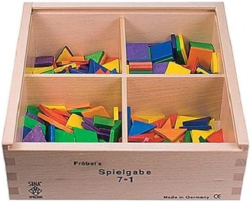 SINA Spielzeug 25302 Gabe 7-1
