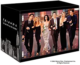 friends the one with all ten seasons