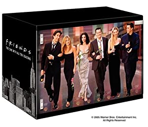 Friends - The One with All Ten Seasons (Limited Edition) Reviews and Online and review image