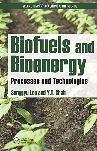 Biofuels and Bioenergy: Processes and Technologies (Green Chemistry and Chemical Engineering)