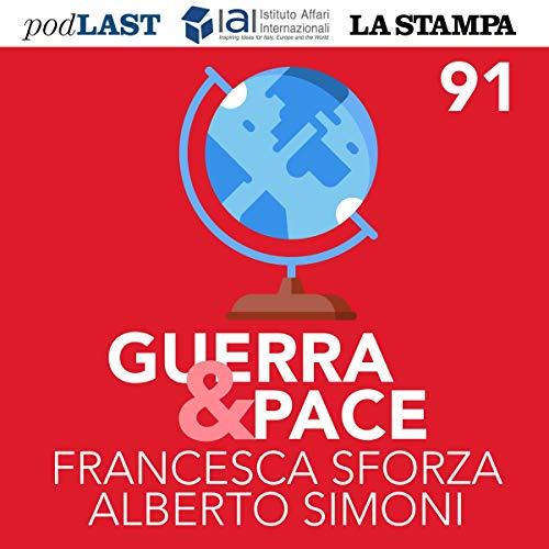 Italia-Germania, Europa (Guerra & Pace 91) copertina