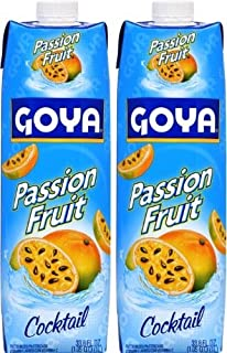 goya passion fruit