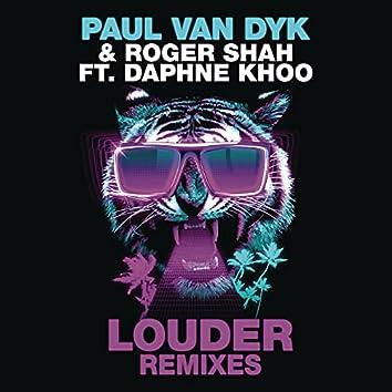 Louder (Remixes)