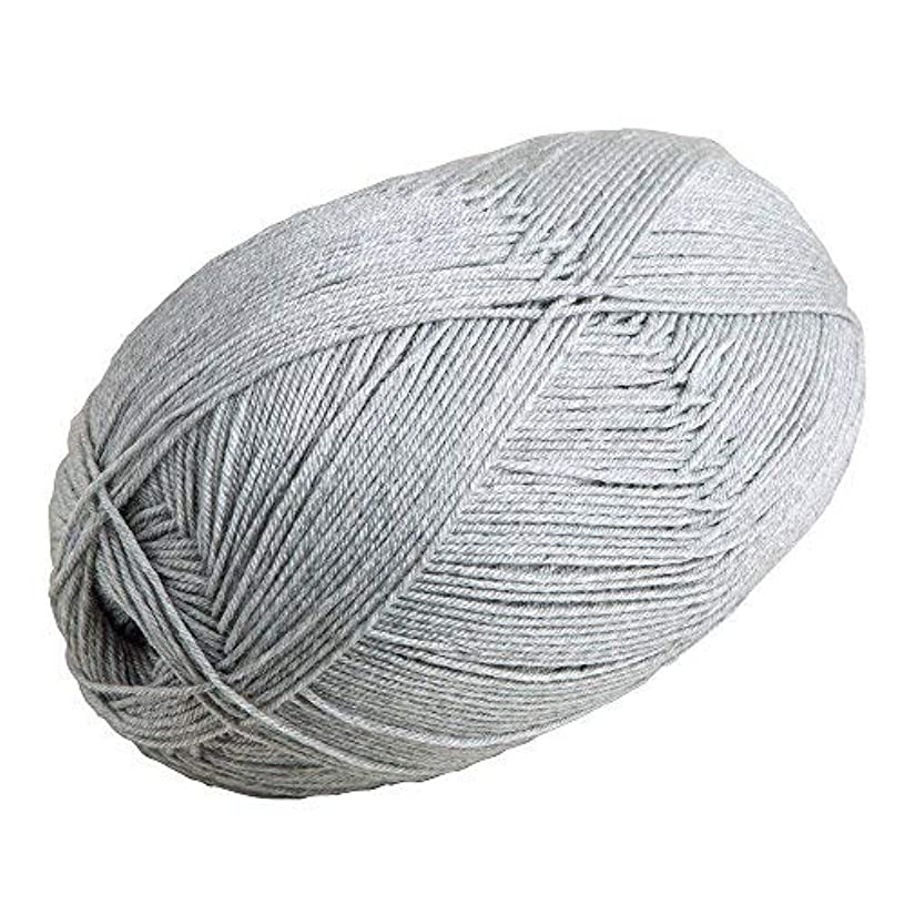 Knit Picks Brava 500 Yarn Medium Worsted Premium Acrylic 17.6 oz (Dove Heather)