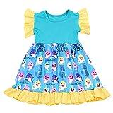 LZJLSQHYH Baby Girls' Playwear Dresses