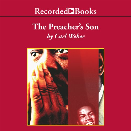 The Preacher's Son audiobook cover art