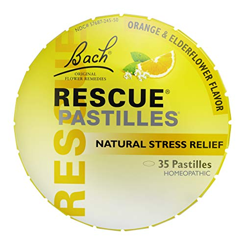 Top 7 rescue remedy orange and elder flower pastilles for 2020