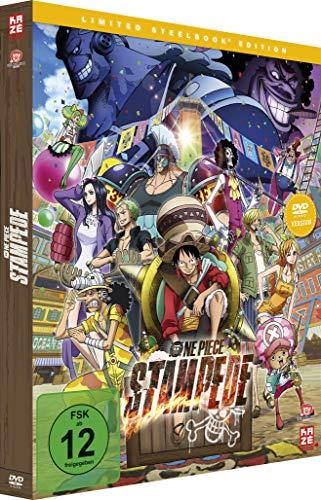 One Piece: Stampede - 13. Film - [DVD] Limited Steelbook (Exklusiv bei Amazon.de)