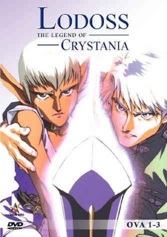 Lodoss - The Legend of Crystania - OVA 1-3