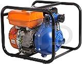 SYD Motobomba 4 Tiempos Doble turbina. Alta presión hasta 70m. 13000l/h