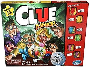 Hasbro Gaming Clue Junior Game