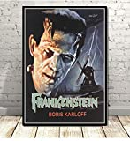 yuyu-beautiful Poster Druckt Frankenstein Universal Monster