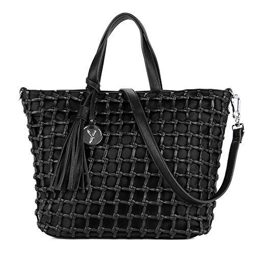 SURI FREY Tasche Cally, Shopper mittel 12392-100 black