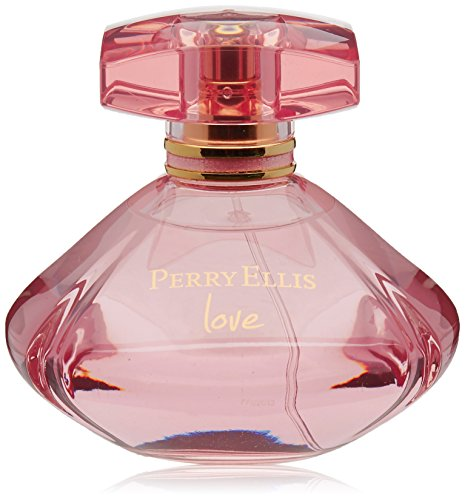 Perry Ellis Love Spray For Women, 3.4 Ounce