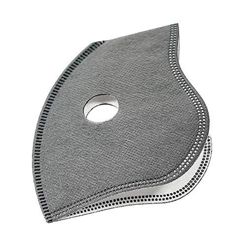 SNIIA Máscara Bufanda Antipolvo Máscara Deportiva Protectora A Prueba De Viento con Filtro De Repuesto para Montar A Correr Ciclismo Esquí