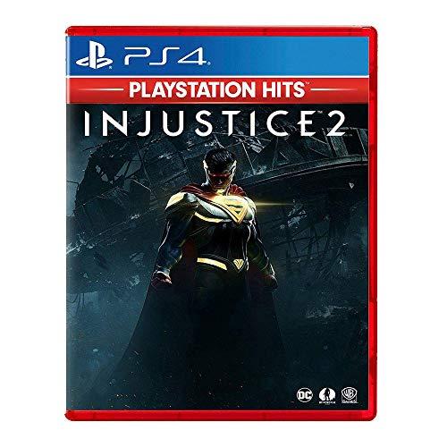 Injustice 2 Playstation Hits - Ps4