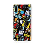 Star Wars Coque de Protection pour téléphone Portable Star Wars 018 Huawei P30 Lite