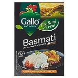 Gallo - Riso, Basmati - 500 G - [confezione da 3]