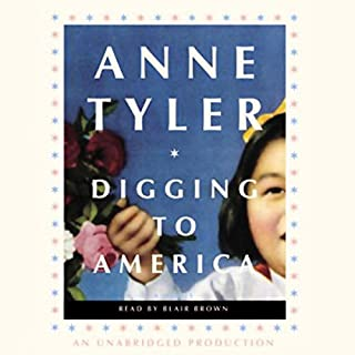 Digging to America audiobook cover art