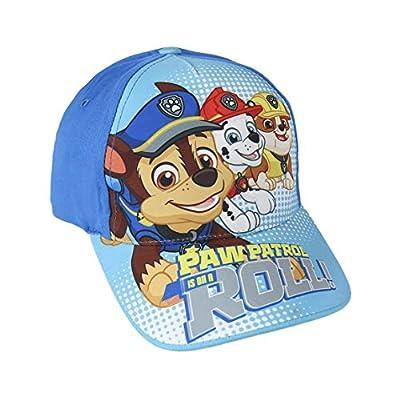 Nickelodeon La Patrulla Canina 2200-2003 Gorra, Algodón, Niño, Paw Patrol por Nickelodeon