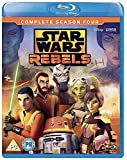 Star Wars Rebels: Season 4 [Blu-ray] [2018]