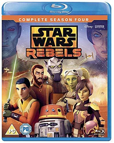 Star Wars Rebels-Season 4 [Blu-Ray] [Import]